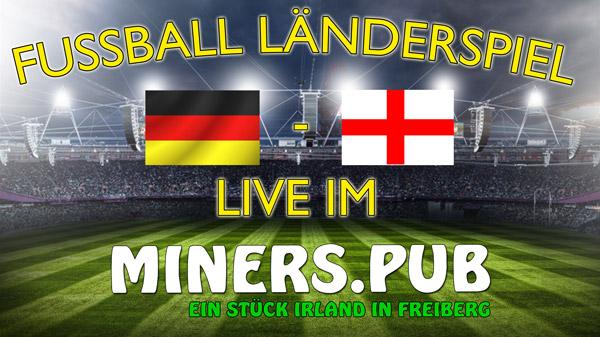 deutschland england spiel heute